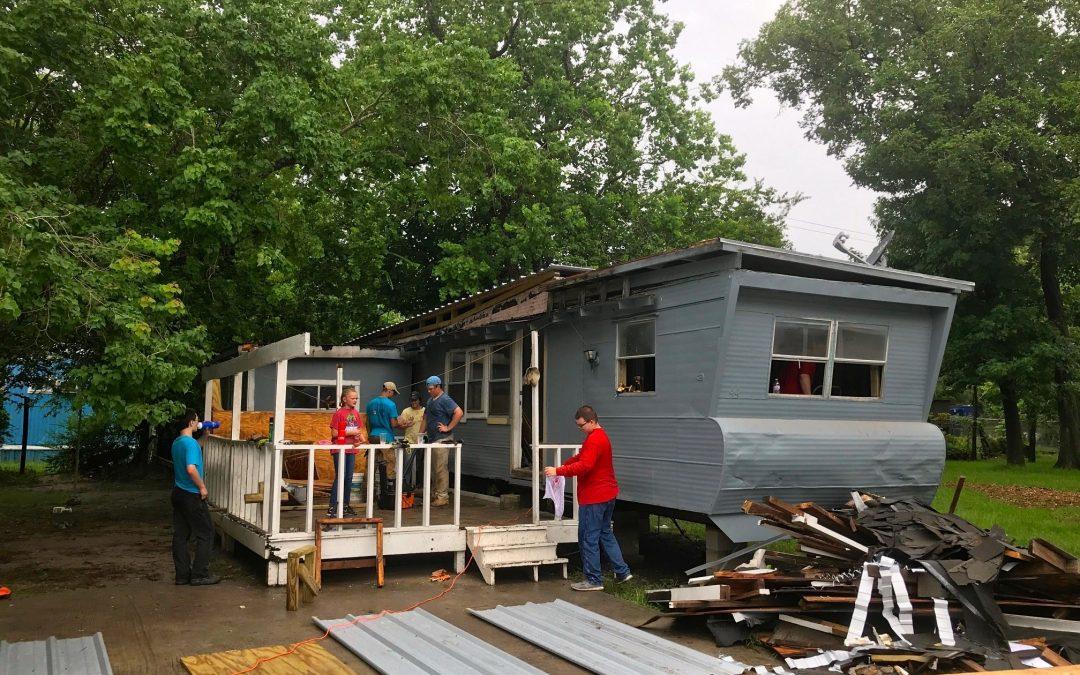 NE Houston Restoration