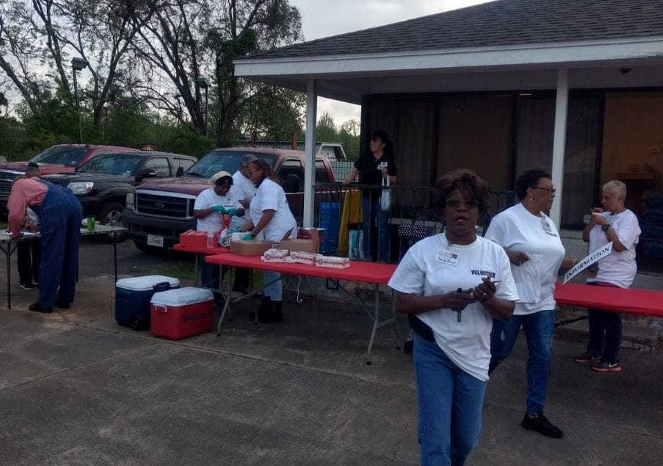 Highlights of NE Houston Restoration's March and April