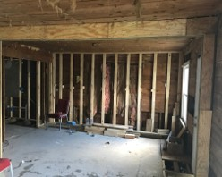 Fletcher House Renovation Project Underway
